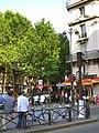 Rue du faubourg saint-denis, rue louis blanc 01.jpg
