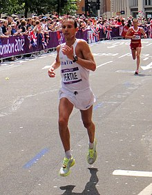 Ruggero Pertile (Italy) - London 2012 Mens Marathon.jpg