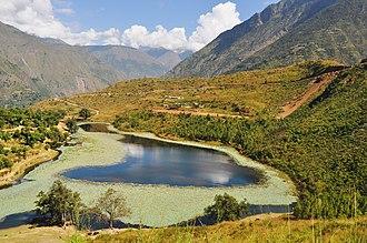 Rukumkot - Rukmini Taal (Pond) Rukumkot