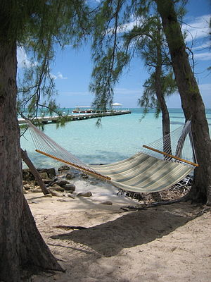 Rum Point auf Grand Cayman