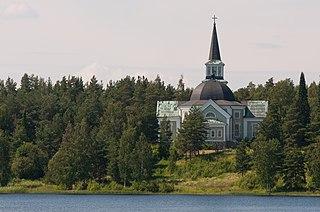 Ruokolahti Municipality in South Karelia, Finland