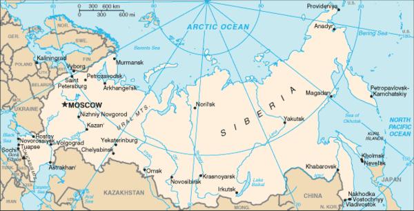 Rusya Daki Sehirler Listesi Wikiwand
