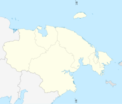 Provideniya is located in Chukotka Autonomous Okrug