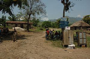 Rutshuru Territory - Image: Rutshuru Tongo