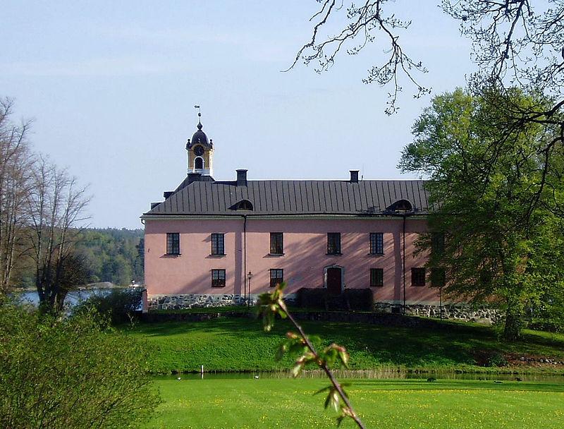 Rydboholms slott i maj 2010.