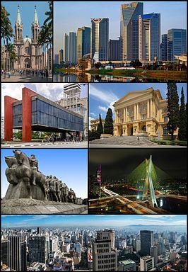 4f24cd5132 São Paulo (stad) - Wikipedia
