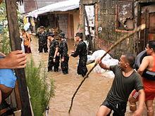 SAR Operations Bagong Silangan QC