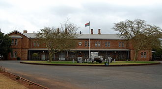South African Army Training Formation - SA Army College