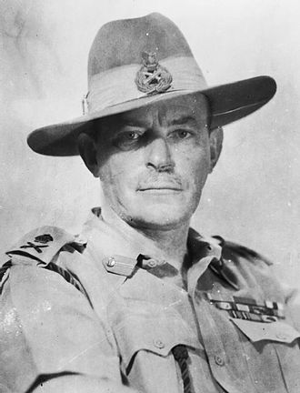 South East Asia Command - Lieutenant-General Montagu Stopford, the second and final commander of SEAC, who commanded June–November 1946.