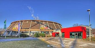 EuroBasket 1985 - Image: SMIDT Arena Feb 2012