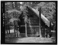 SOUTH SIDE - Paulina Lake IOOF Organization Camp, Cabin No. 5, Deschutes National Forest, La Pine, Deschutes County, OR HABS ORE,9-LAPI.V,1B-2.tif