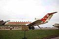 SP-GEA Yak-40 Polish Govt MAN 24JAN73 (6795162948).jpg