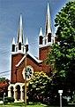 SS Peter and Paul Roman Catholic Church; Hamburg, New York.jpg
