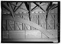 STRUCTURAL DETAIL, MIDSPAN ARCH CONSTRUCTION. - Bath Bridge, Spanning Ammonoosuc River, Lisbon Road, Bath, Grafton County, NH HAER NH-34-7.tif