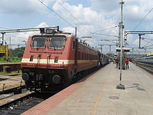 Sabari at Shornur Junction.JPG