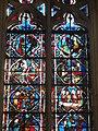 Saint-Germer-de-Fly (60), Sainte-chapelle, vitrail n° 2, les 3 registres supérieurs.jpg