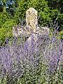 Saint-Gervais (95), hameau de Ducourt, calvaire au carrefour au sud du hameau 2.JPG