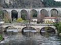 Saint-Léonard-de-Noblat - Pont routier et ferroviaire 01.jpg
