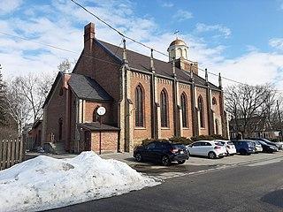 Saint Arsenije Sremac Serbian Orthodox Church Church in Whitby, Ontario