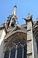 Saint Chapelle spire, Paris May 2014.jpg