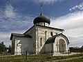Saint George Cathedral, Yuryev-Polsky, from the south.jpg