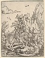 Saint George Killing the Dragon MET DP833026.jpg