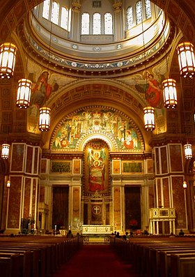 Image illustrative de l'article Cathédrale Saint-Matthieu de Washington