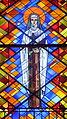 Saint Teresa of the Child Jesus Catholic Church (Springfield, Ohio) - stained glass, Saint Teresa.JPG