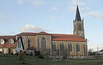 Saizerais, Église Saint-Georges.jpg