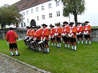 Salem, Baden-Württemberg - Salem Fanfarenzug