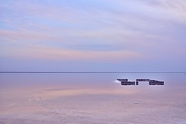 Salty sunset on the lake.jpg