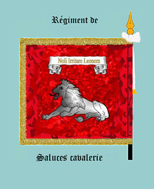 Image illustrative de l'article Régiment de Seyssel cavalerie