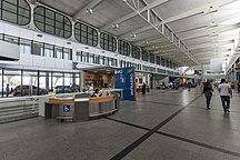 Aeroporto Internacional de Salvador-Historie-Salvador aeroporto balcão da Infraero
