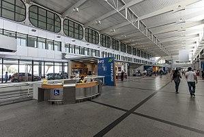 Deputado Luís Eduardo Magalhães International Airport - Inside the airport.