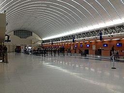 San Antonio International Airport Ticket Counters September 2014