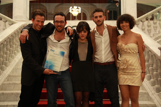 Sivan Levy - Image: San Sebastian Film Festival, 6Acts