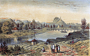 Arakan - Sandoway, 1800s
