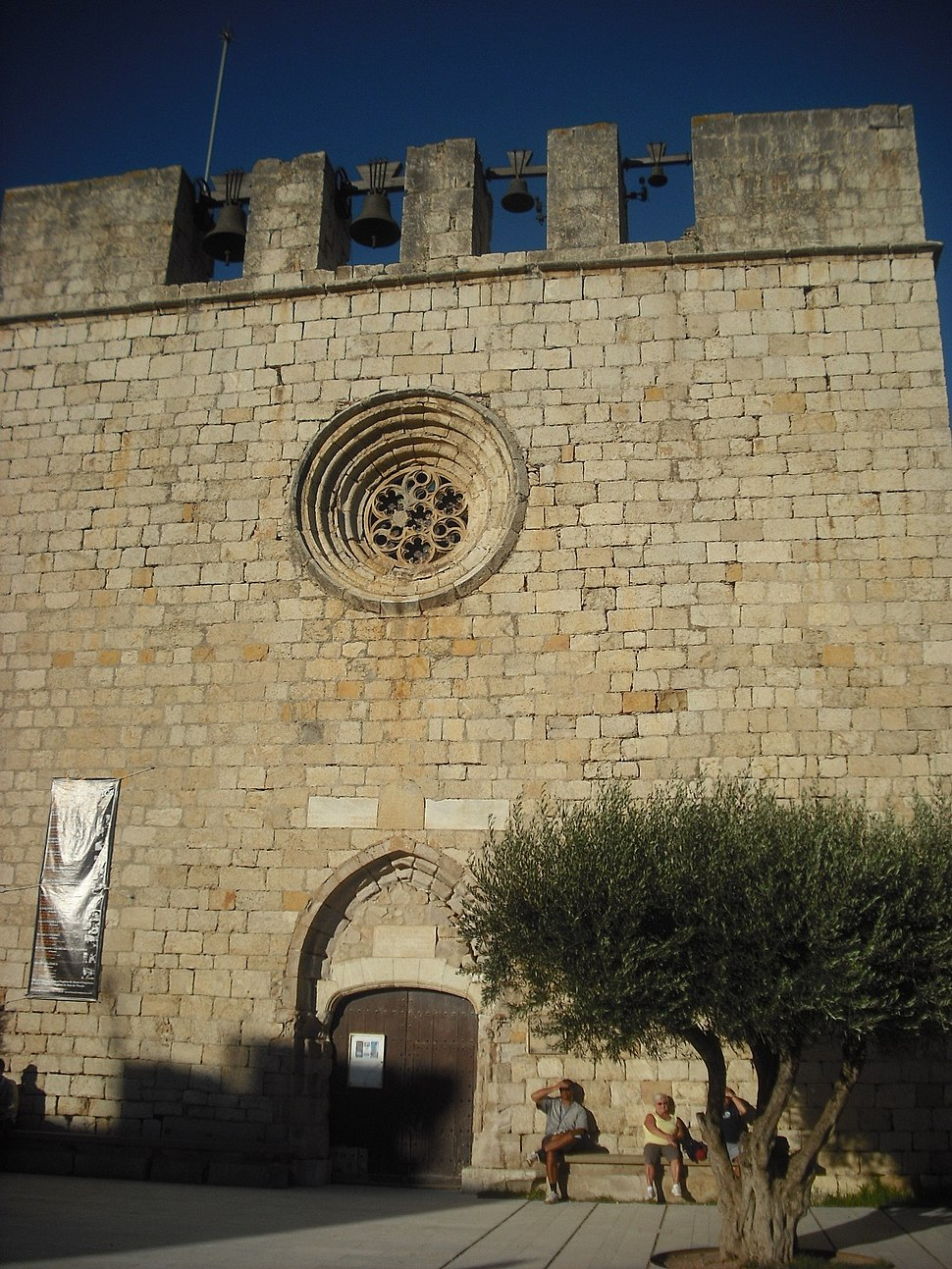 Church of Sant Martí Empúries
