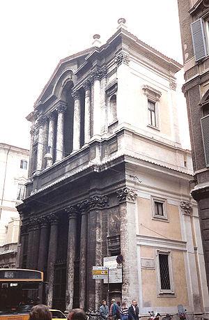 Santa Maria in Via Lata - S. Maria in Via Lata