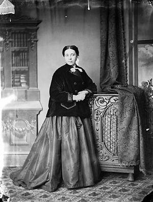 Sarah Jane Rees - Rees circa 1875
