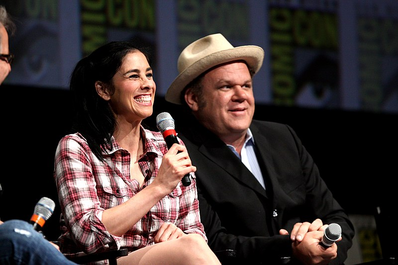 File:Sarah Silverman & John C. Reilly (7588067524).jpg