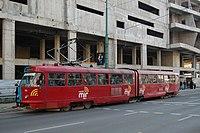Sarajevo Tram-235 Line-3 2011-10-31.jpg