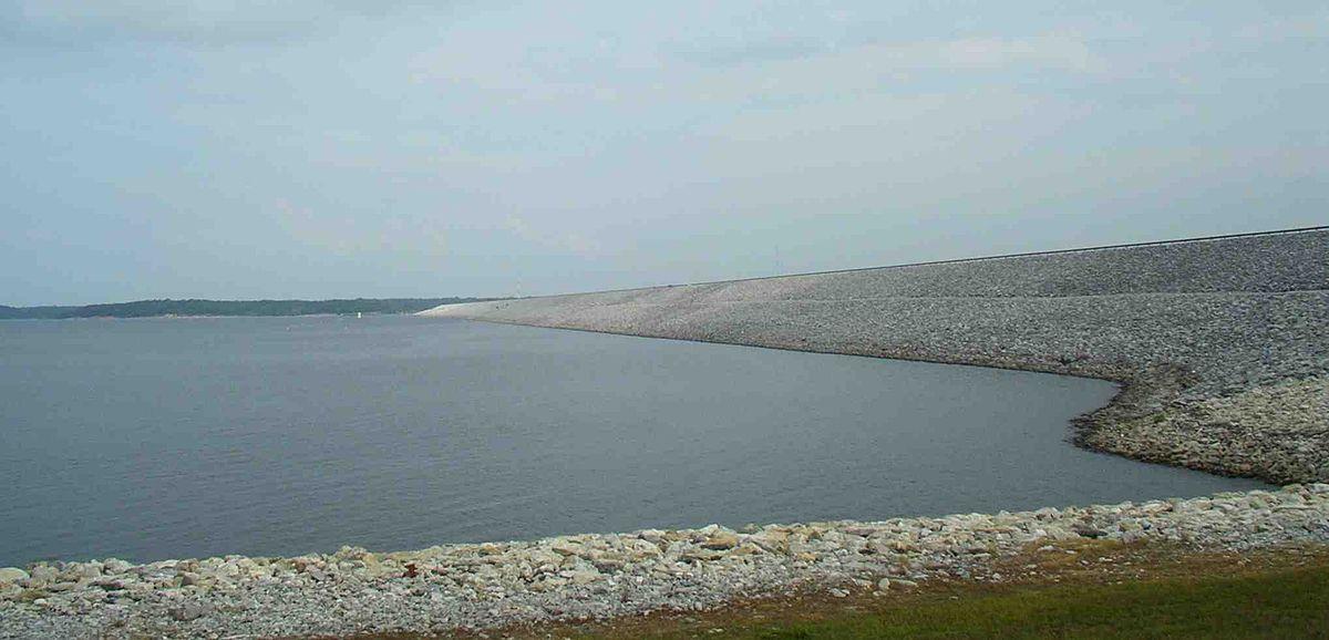 City Of Lafayette >> Sardis Lake (Mississippi) – Wikipedia
