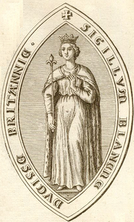 Duchess of Brittany