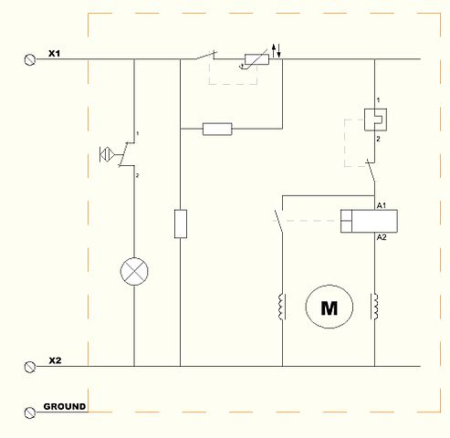 file schematic wiring diagram of domestic refrigerator jpg rh commons wikimedia org wiring diagram of refrigerator compressor wiring diagram of whirlpool refrigerator