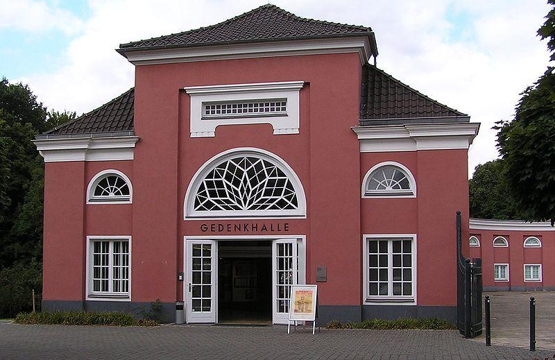 Gedenkhalle Schloss Oberhausen