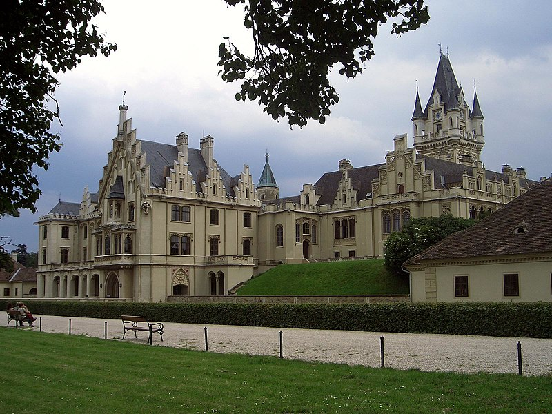 Grafenegg - castle