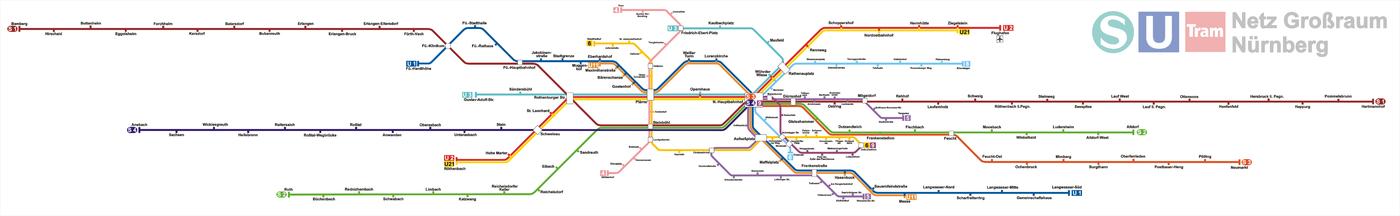 Verkehrsverbund Großraum Nürnberg Wikiwand