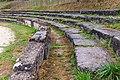Seats roman amphitheatre Saintes Charente-Maritime.jpg