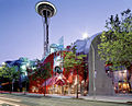 Seattle Center, Space Needle, Experience Music Project, Sci-Fi Museum.jpg
